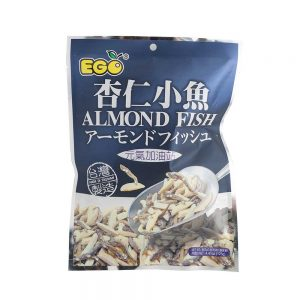 EGO Almond Fish (Box 5x125g)