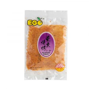 EGO Chilli Cuttlefish Snack (Box 5x40g)