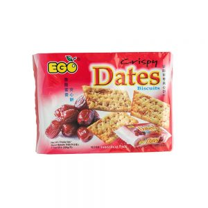 EGO Crispy Dates Biscuits 220g