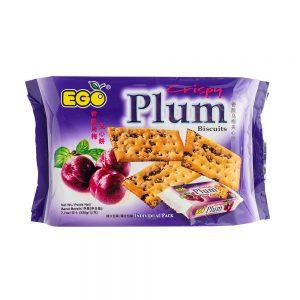 EGO Crispy Plum Biscuits 220g