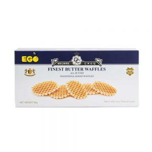 EGO Beurre Croq Waffle Biscuits 96g
