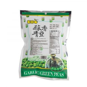 EGO Garlic Green Peas 180g