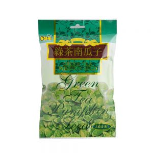 EGO Green Tea Pumpkin Seeds (Box 5x150g)