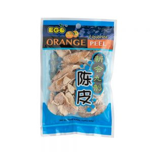 EGO Liquorice Orange Peel (Box 5x80g)