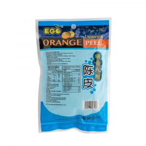 EGO Liquorice Orange Peel 80g