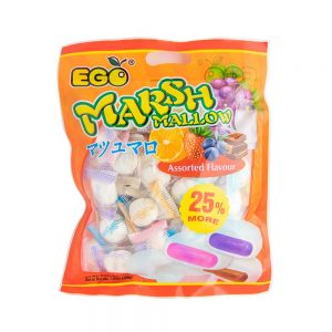 EGO Assorted Marshmallows 200g