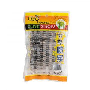 EGO Liquorice Olive Slices 180g