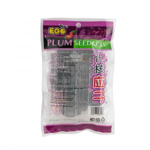 EGO Plum Seedless 200g