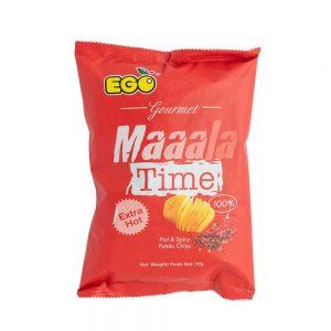 EGO Maaala Time Gourmet Potato Chips