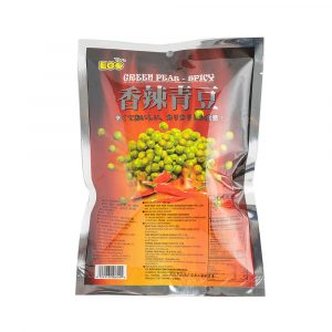 EGO Spicy Green Peas 180g