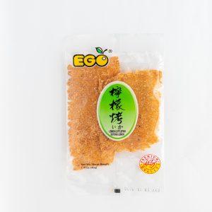 EGO Lemon Cuttlefish Snack 40g