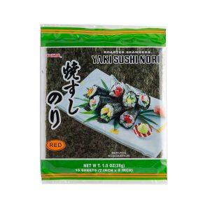 EGO Yaki Sushi Nori (Box 5x28g)