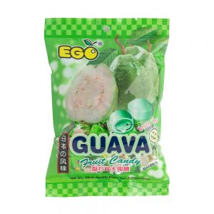 EGO Guava Fruit Candy 150g
