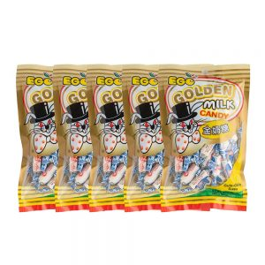 EGO Golden Milk Candy (Box 5x200g)