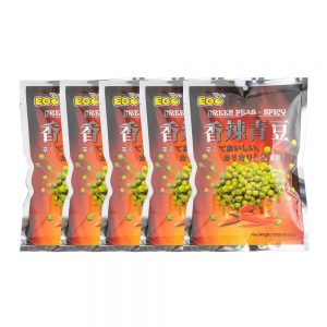 EGO Spicy Green Peas (Box 5x180g)