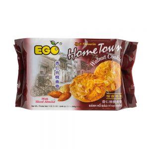 EGO Hometown Walnut Cookies – Almonds 240g