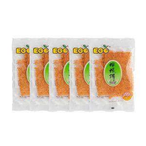 EGO Lemon Cuttlefish Snack (Box 5x40g)