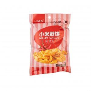 EGO Millet Rice Pancake Crackers – (Bundle 4x108g)