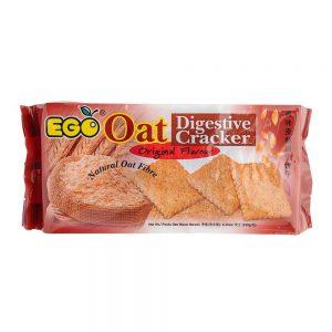EGO Oat Digestive Crackers – Original Flavour 240g