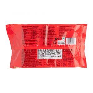 EGO Oat Digestive Crackers – Vegetable & Sesame Flavour 240g