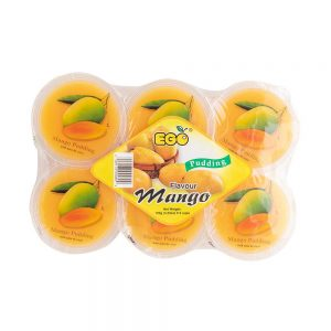 EGO Pudding – Mango 6's 720g