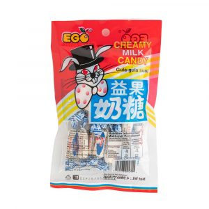 EGO Rabbit Candy – Milk Flavour 130g