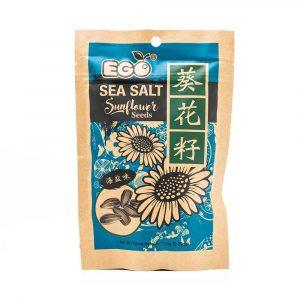 EGO Sea Salt Sunflower Seeds 150g
