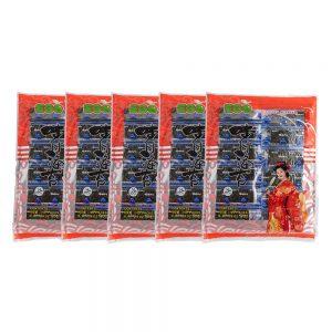 EGO Spicy Seasoned Seaweed (Box 5×100)