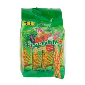 EGO Stick Biscuits – Vegetable Flavour 220g