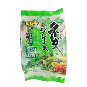 EGO Thin Crackers – Shallot Flavour 256g