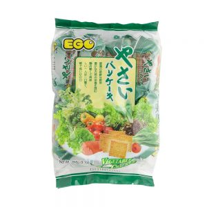 EGO Thin Crackers – Vegetable Flavour 256g