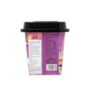 Lucky Bear Rice Noodles – Pork Lard Flavour 167g