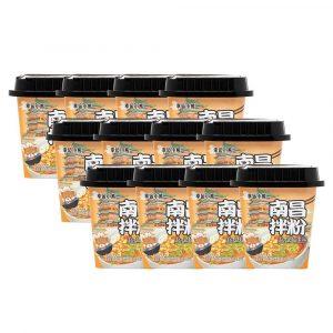Lucky Bear Rice Noodles – Nanchang Flavour (Box 12x195g)